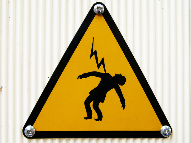 Safety's just Danger Out of Place.