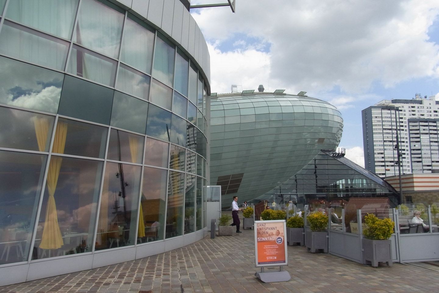 Klimahaus Bremerhaven - a fascinating museum following life on the 8th degree longitude