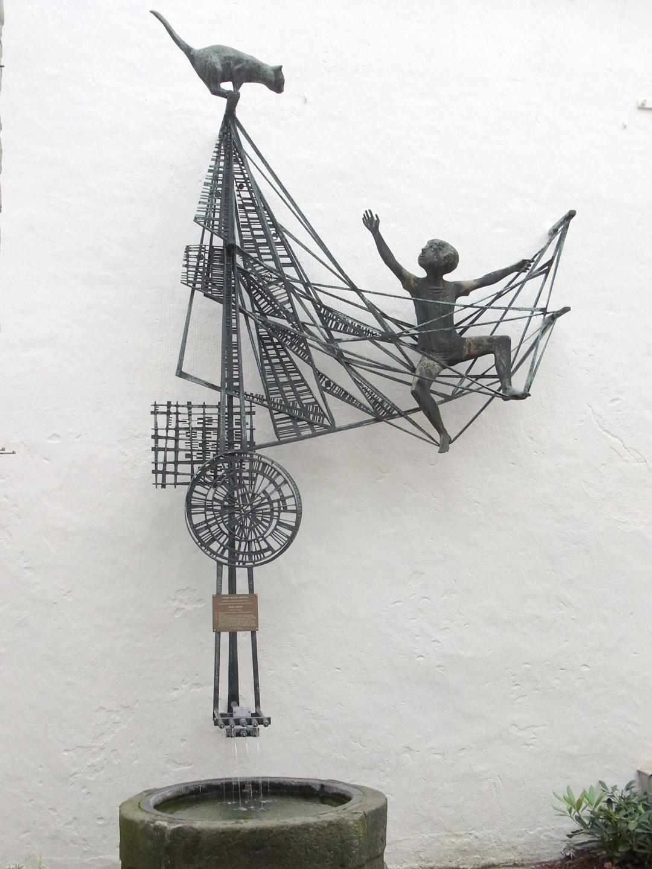 Public Art in the Schnoor