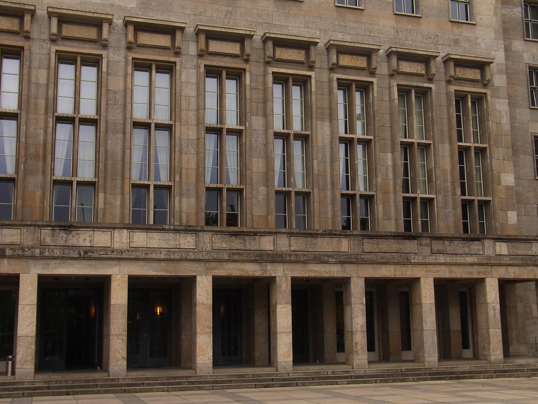 Detlev-Rohwedder-Haus - Houses the Bundesministerium der Finanzen