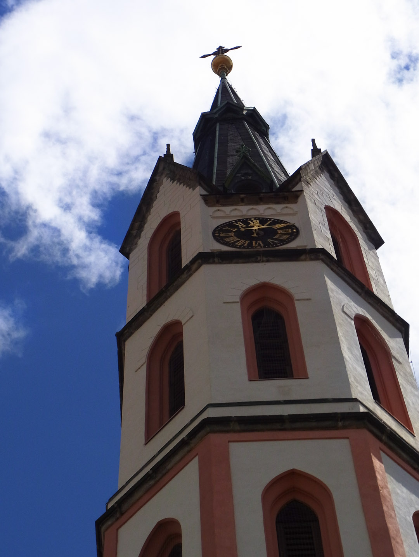 St Vitus Church, Cesky Krumlov