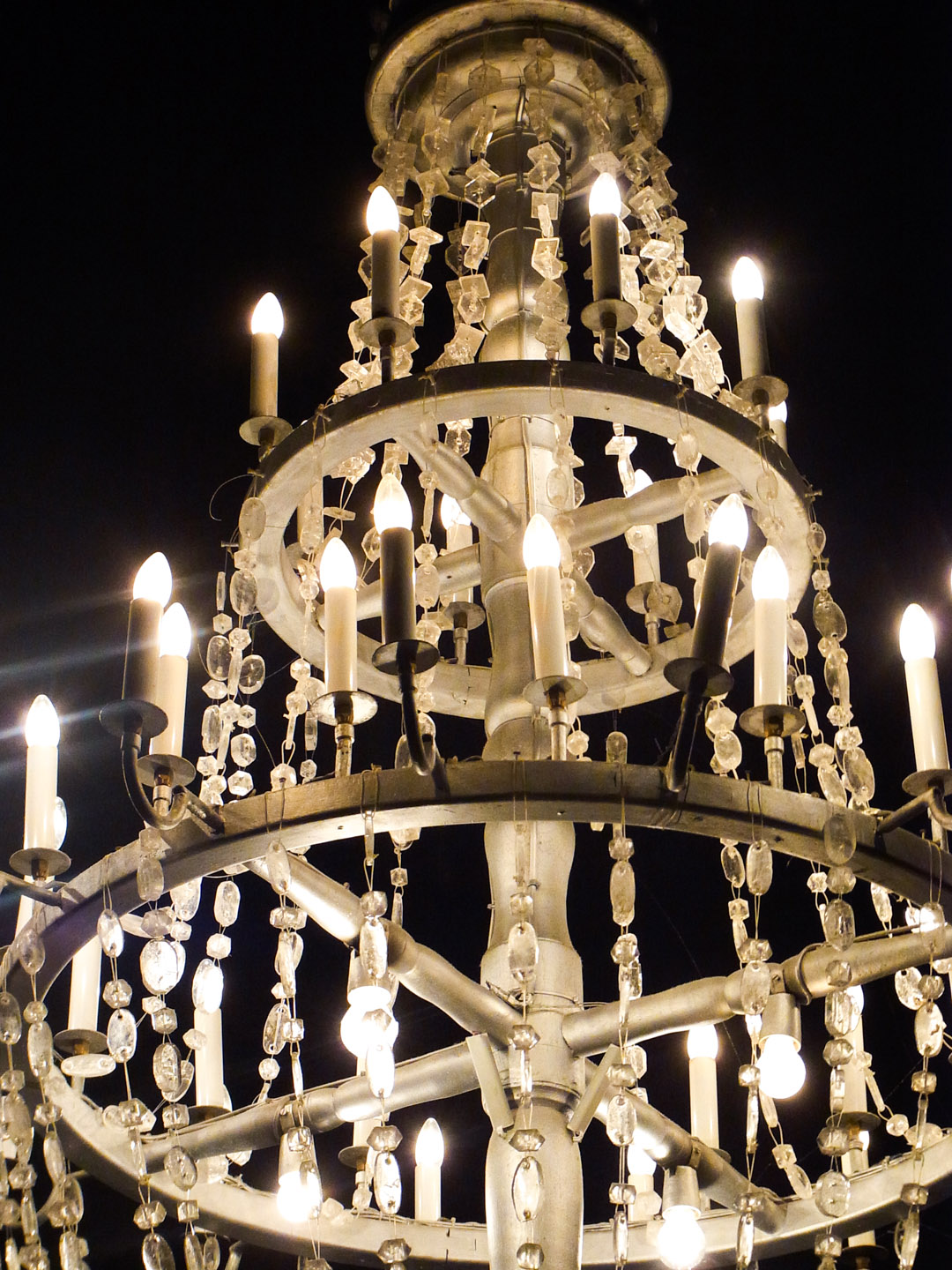 Marvelous Crystal salt crystal chandelier