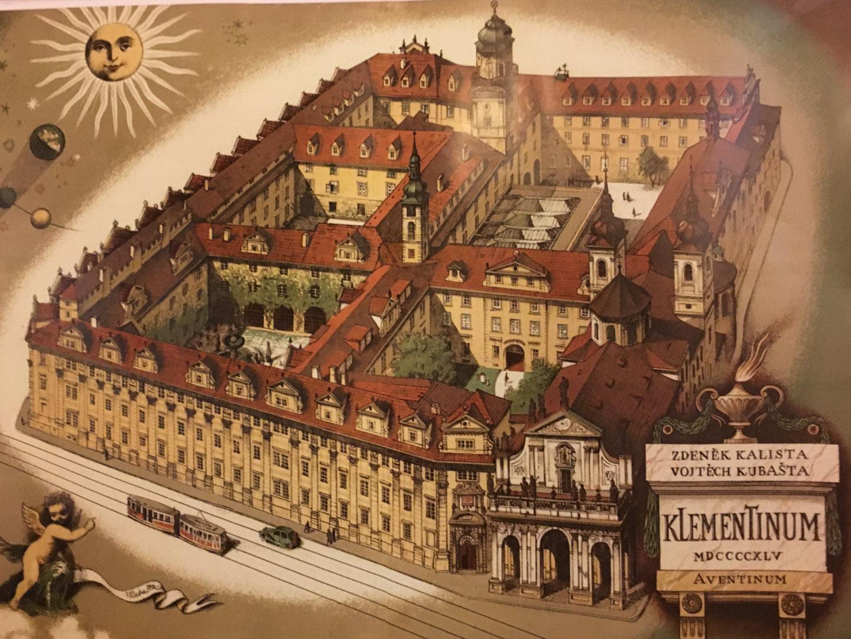 Klementium map