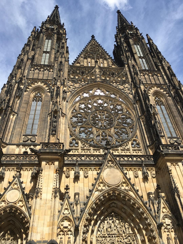 Cathedral of Sts. Vitus, Wenceslas and Adalbert
