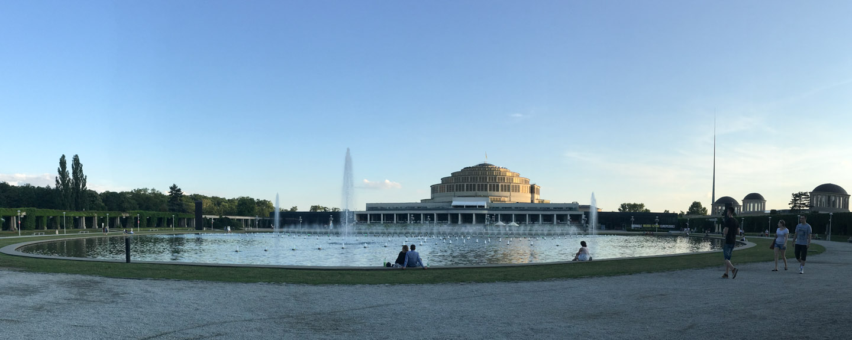 Hala Ludova - Centennial Hall