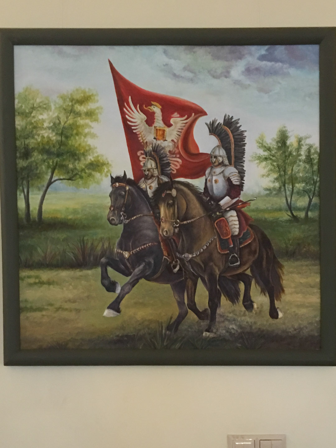 Image of the Polish Hussars