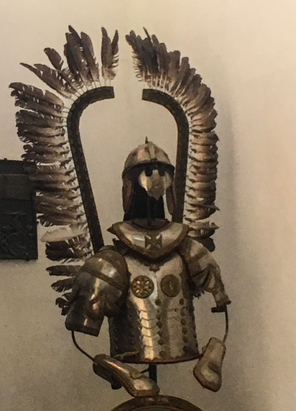 Armour of the Polish Hussars