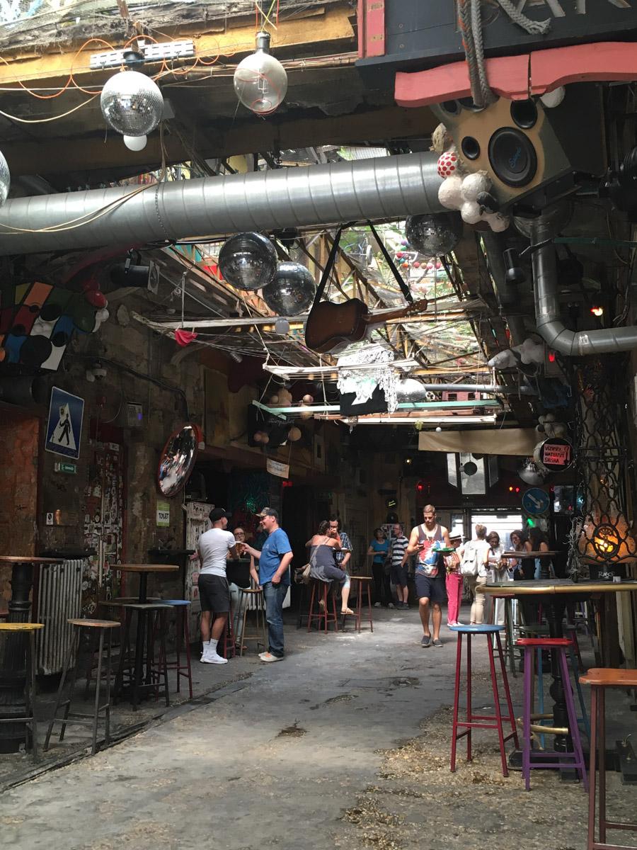 Szimpla Kert - Ruin pub